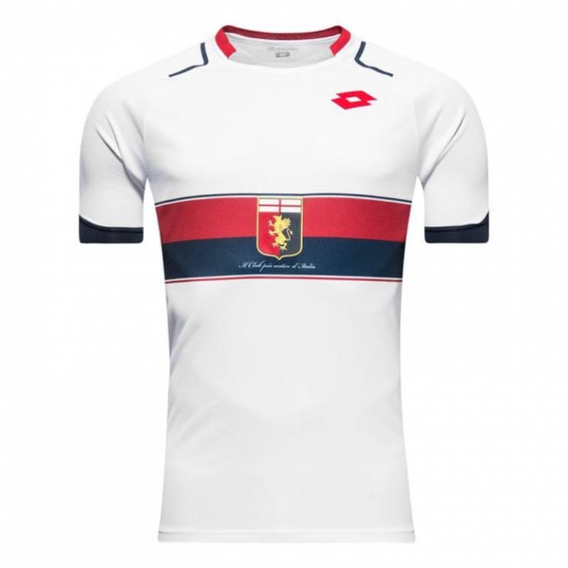 Camiseta Genoa exterior 2017/2018