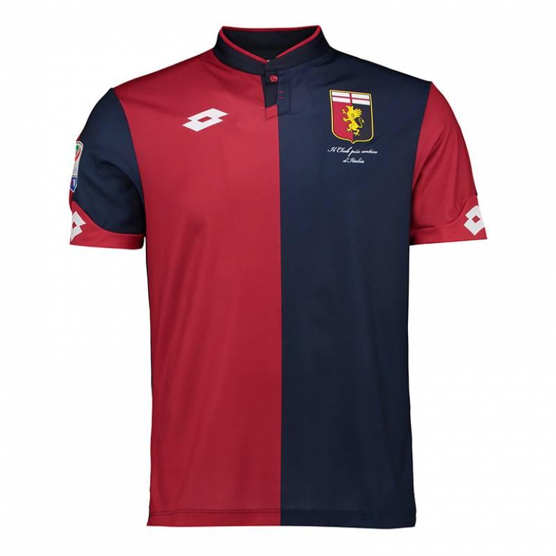 Camiseta Genoa casa 2017/2018