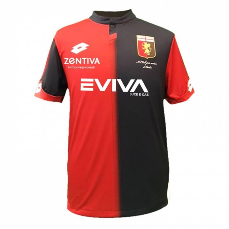 Camiseta Génova casa 2018/2019