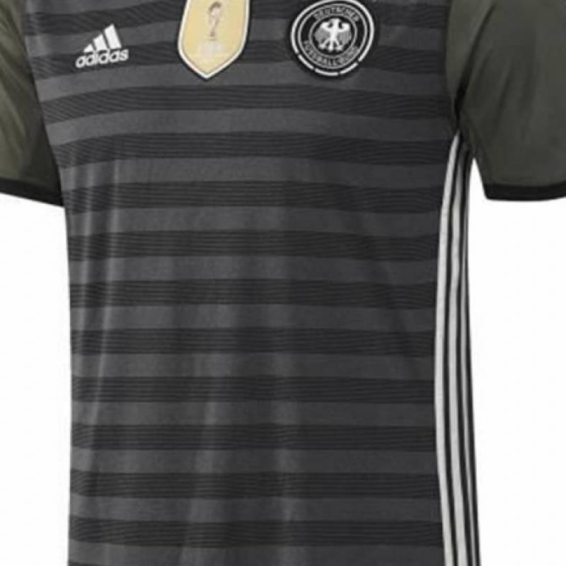 Camiseta Alemania exterior 2015