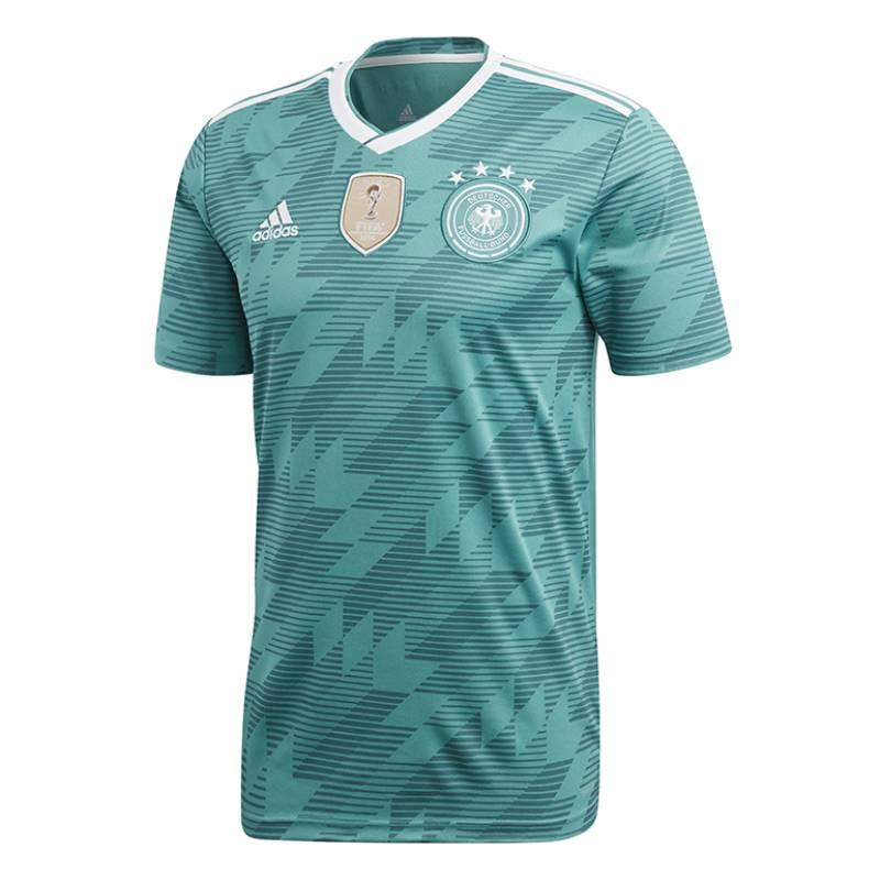 Camiseta Alemania exterior 2017