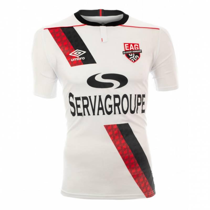 Camiseta Guingamp exterior 2020/2021