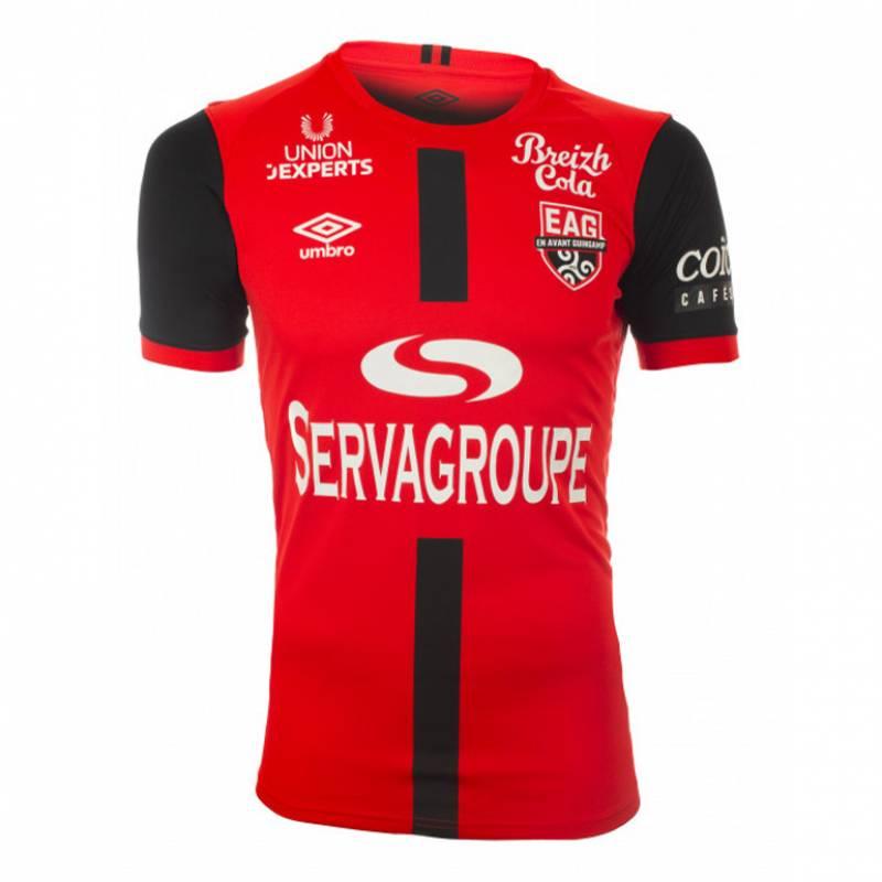 Camiseta Guingamp casa 2020/2021