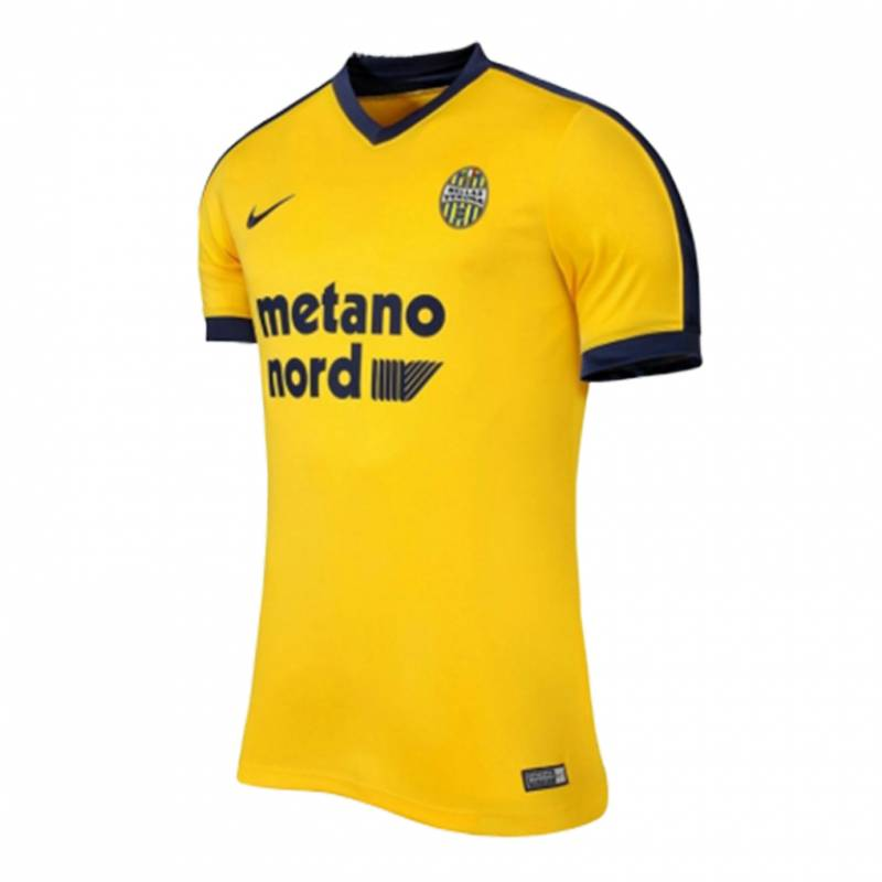 Camiseta Hellas Verona exterior 2017/2018