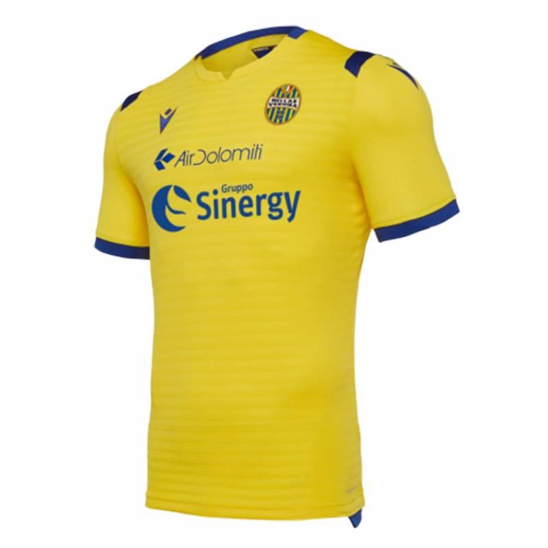 Camiseta Hellas Verona exterior 2019/2020