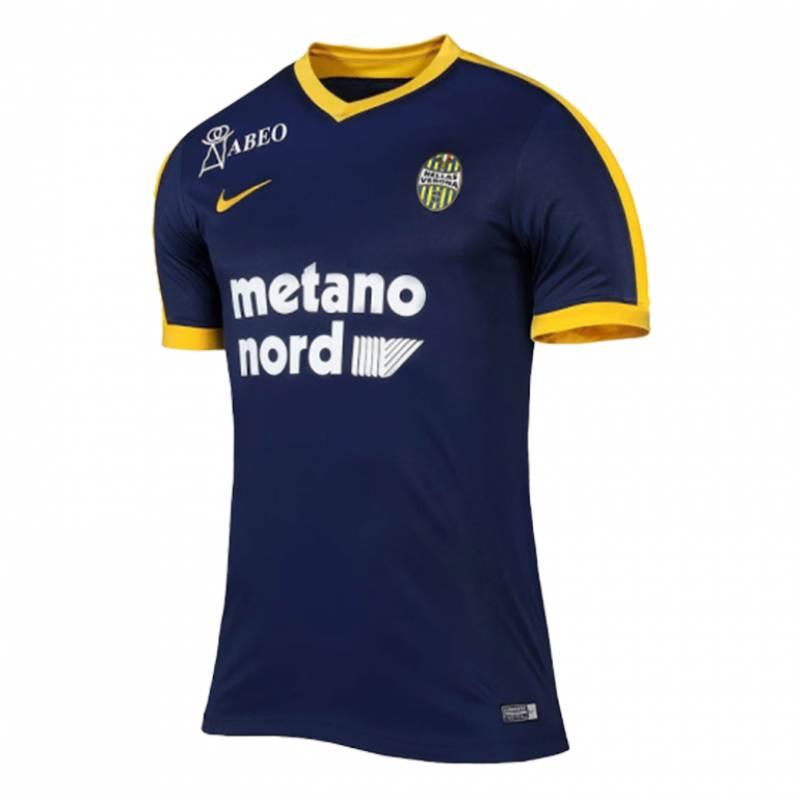 Camiseta Hellas Verona casa 2017/2018