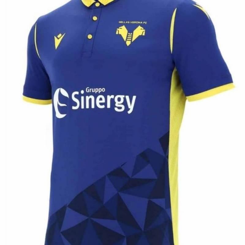 Camiseta Hellas Verona casa 2020/2021
