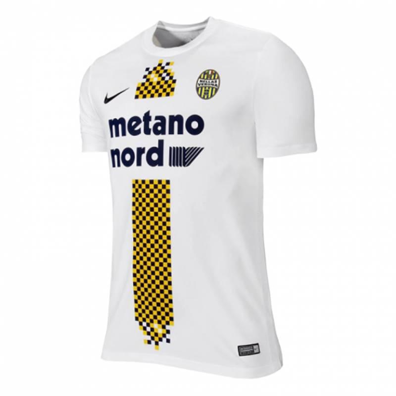 Camiseta Hellas Verona tercera 2017/2018