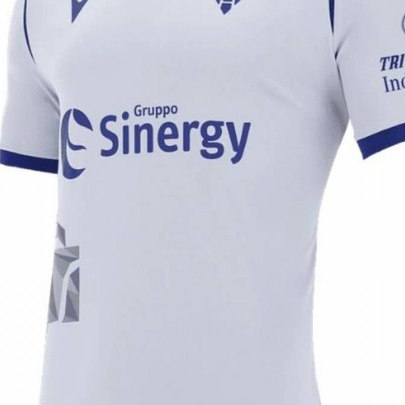 Camiseta Hellas Verona tercera 2020/2021