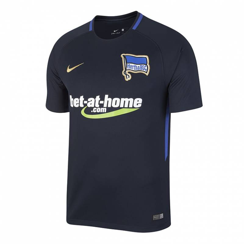 Camiseta Hertha BSC exterior 2017/2018