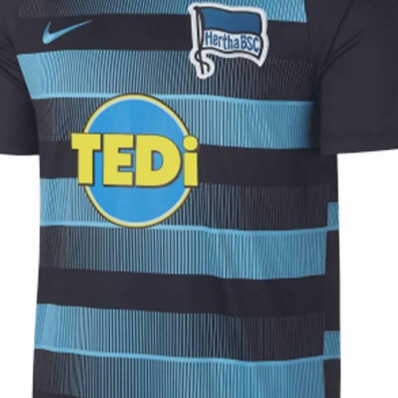 Camiseta Hertha BSC exterior 2018/2019