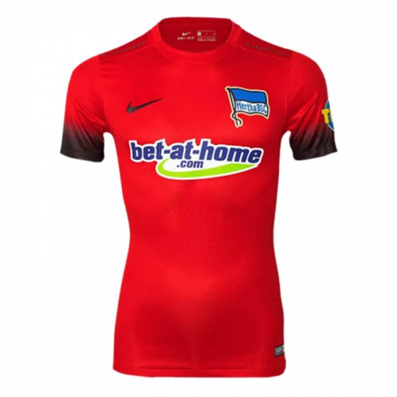 Camiseta Hertha BSC tercera 2017/2018