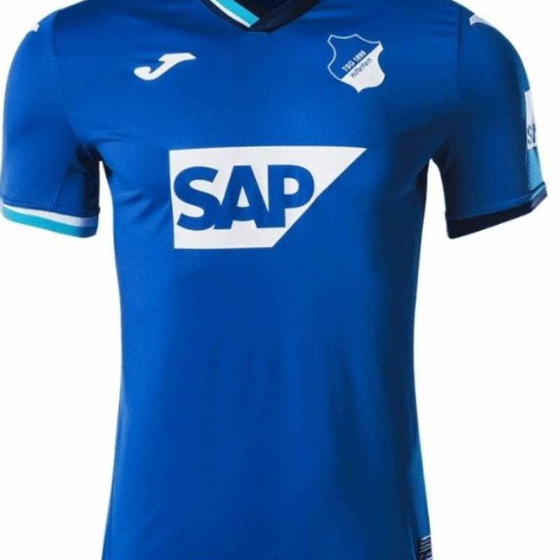 Camiseta Hoffenheim casa 2020/2021