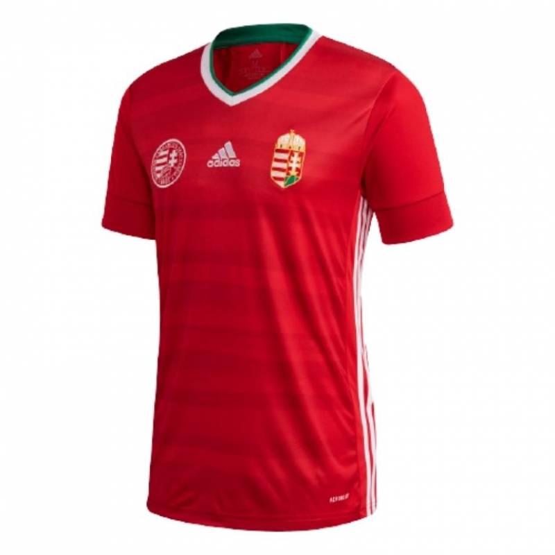 Camiseta Hungría casa 2020