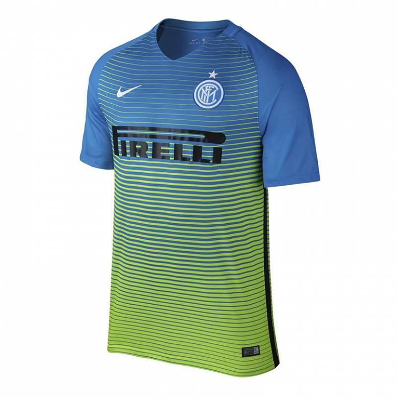 Camiseta FC Internazionale Milano tercera 2016/2017