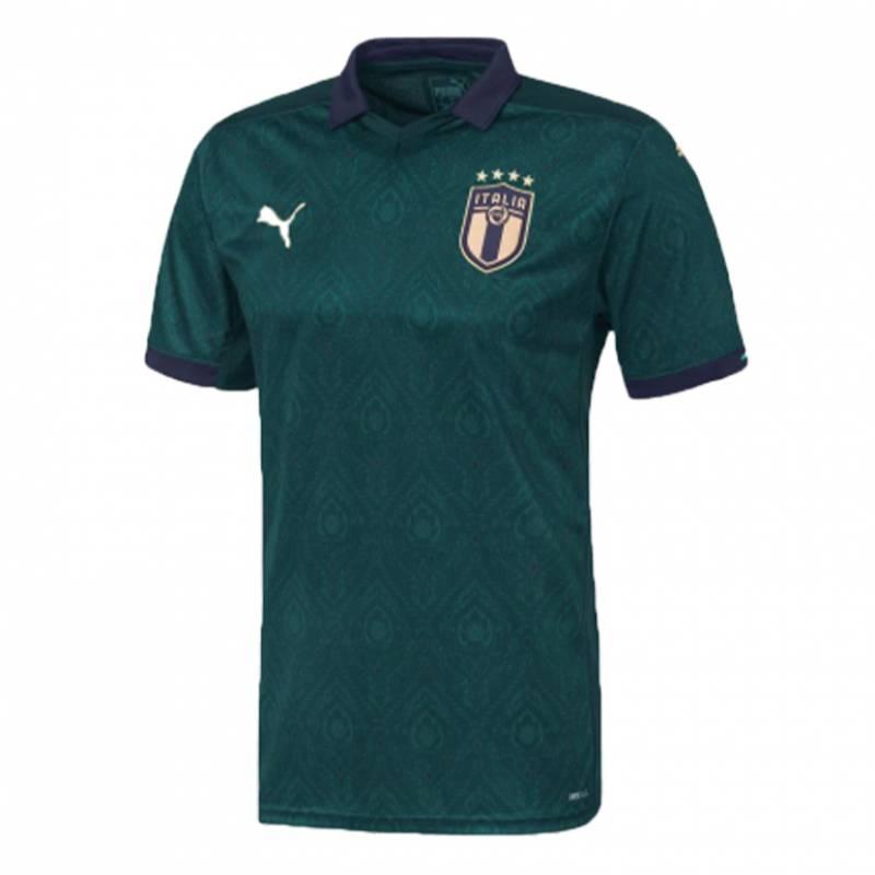 Camiseta Italia tercera 2020