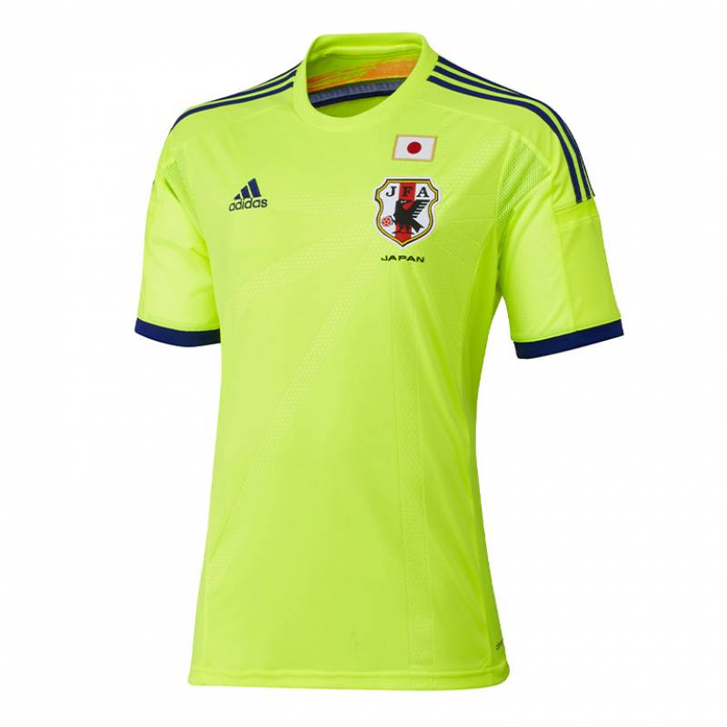 Camiseta Japón exterior 2014