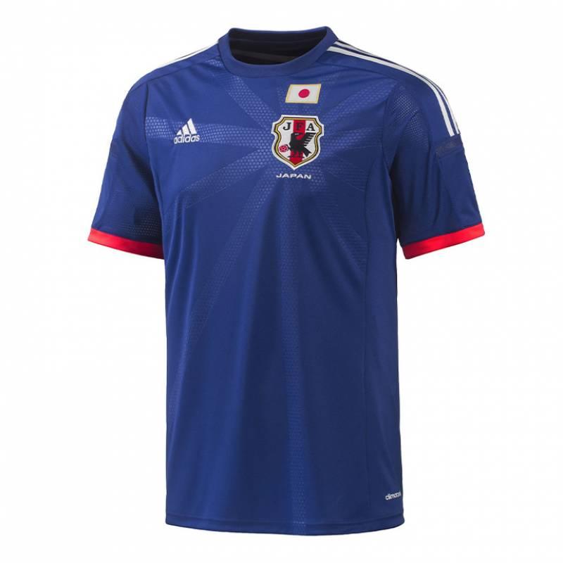 Camiseta Japón casa 2014
