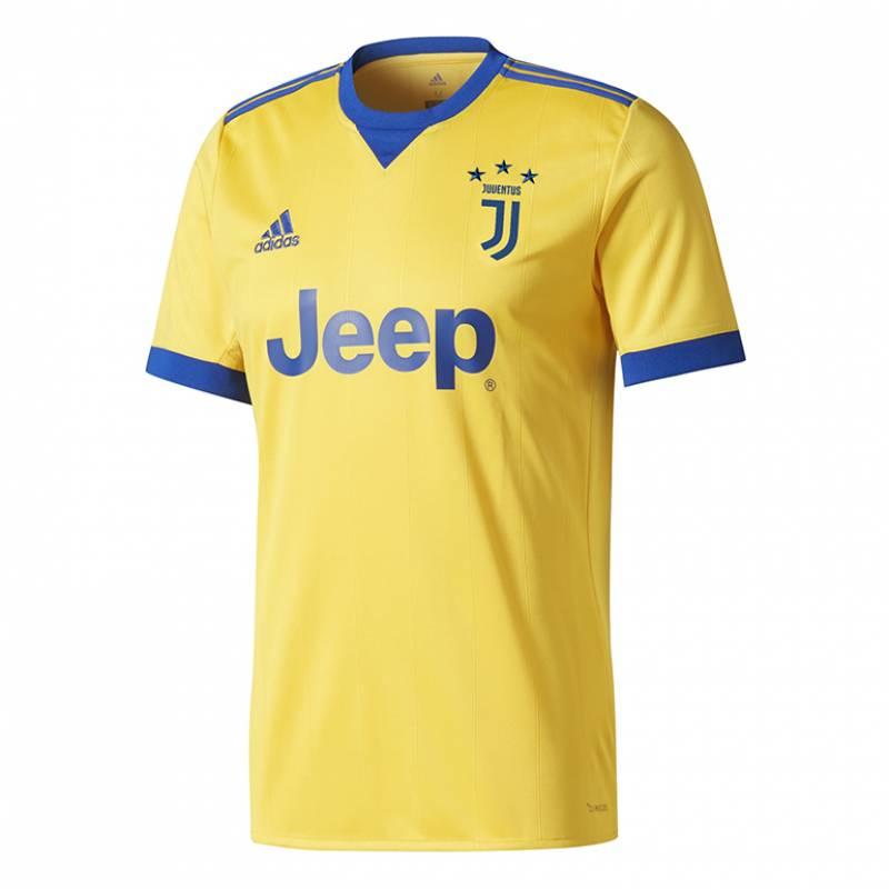 Camiseta Juventus FC exterior 2017/2018