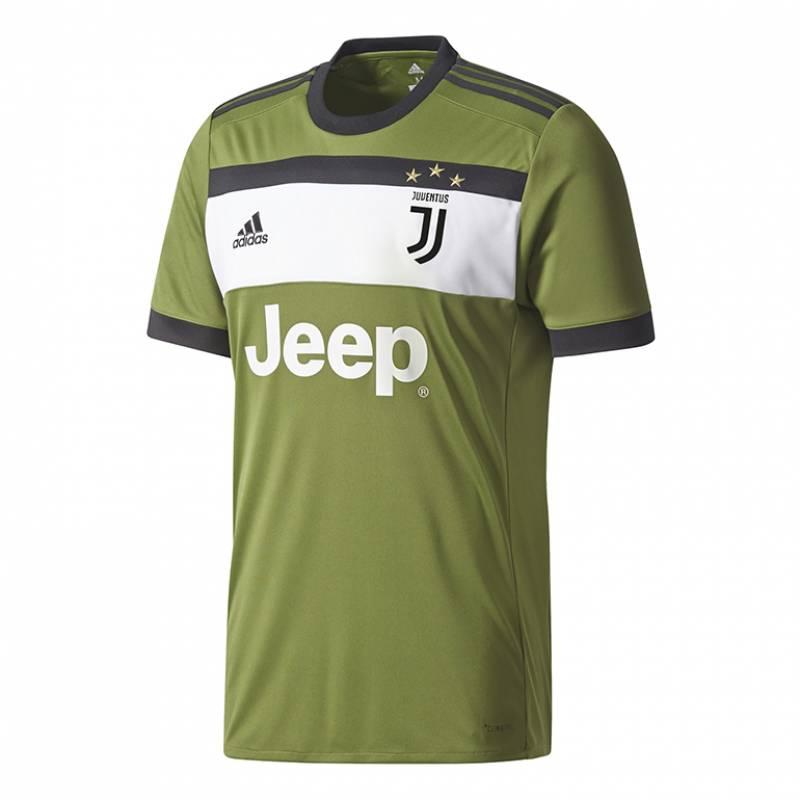 Camiseta Juventus FC tercera 2017/2018