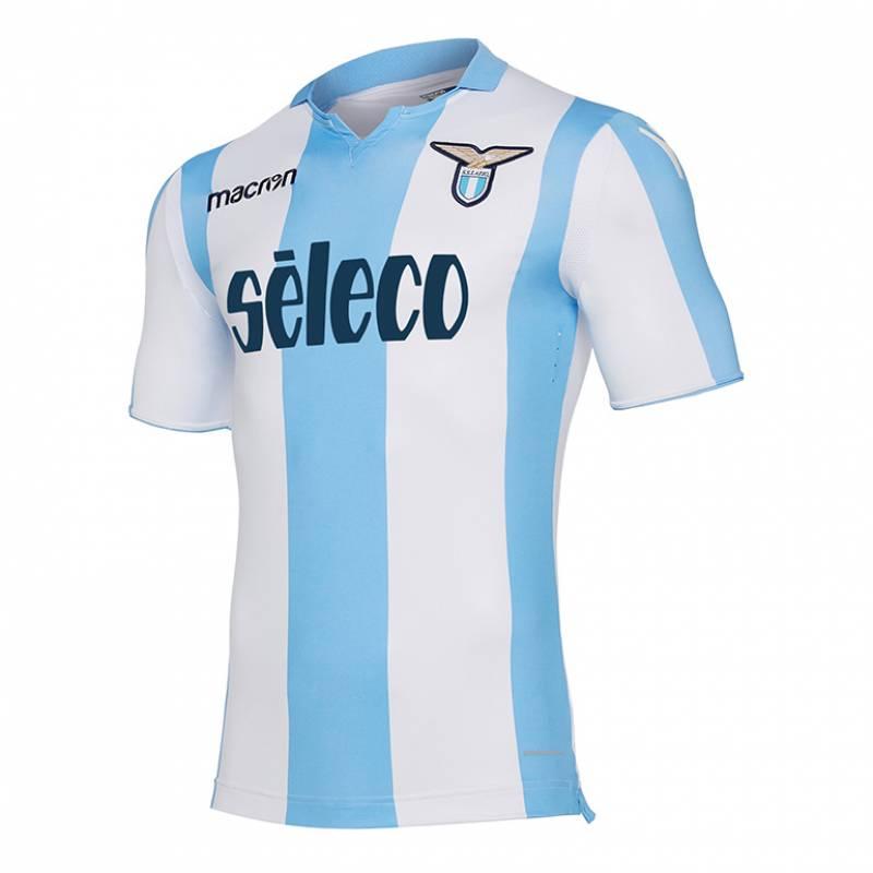 Camiseta Lazio exterior 2017/2018