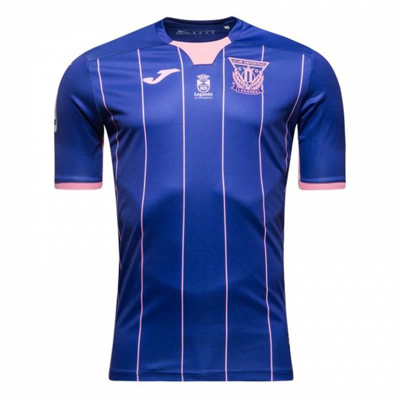 Camiseta CD Leganés exterior 2017/2018