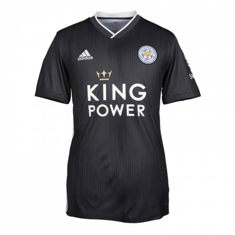 Camiseta Leicester City FC exterior 2019/2020