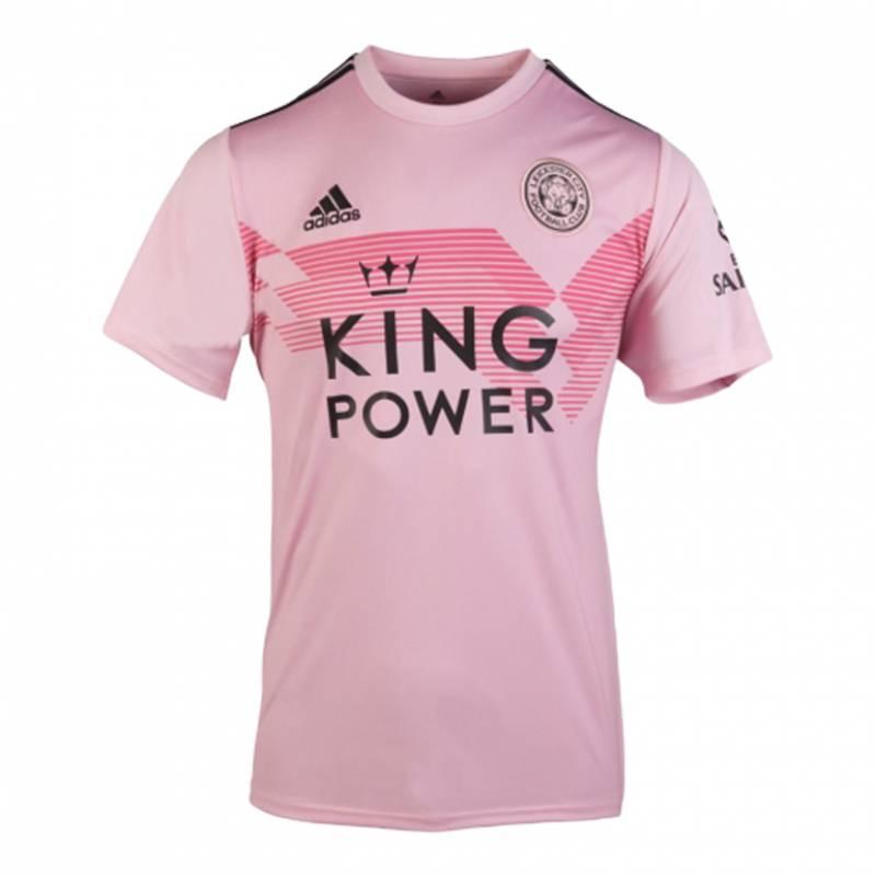 Camiseta Leicester City FC tercera 2019/2020
