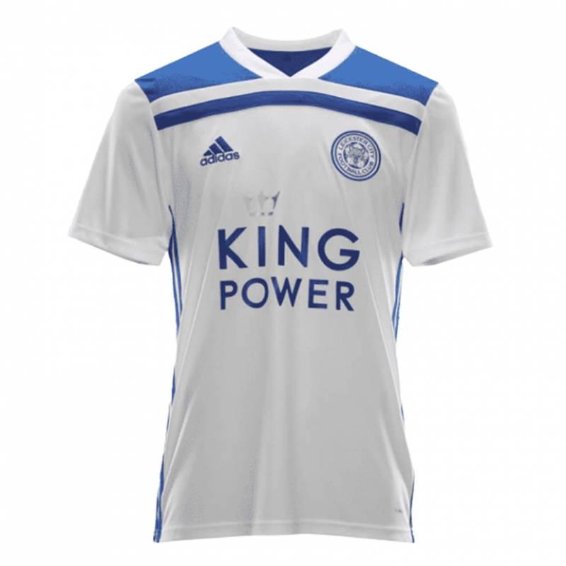 Camiseta Leicester City FC exterior 2018/2019