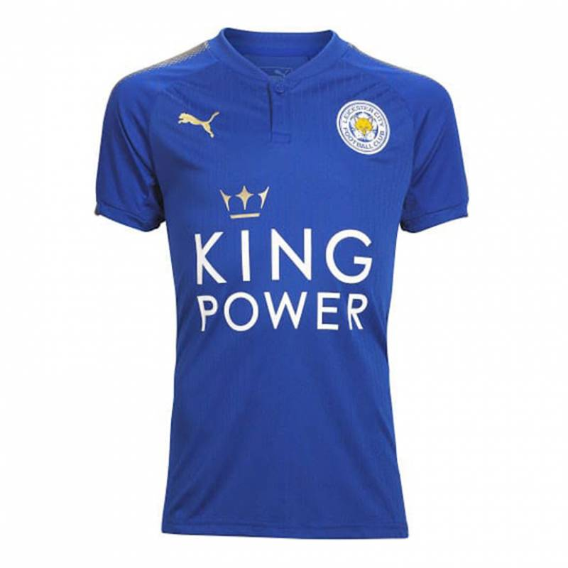 Camiseta Leicester City FC casa 2017/2018