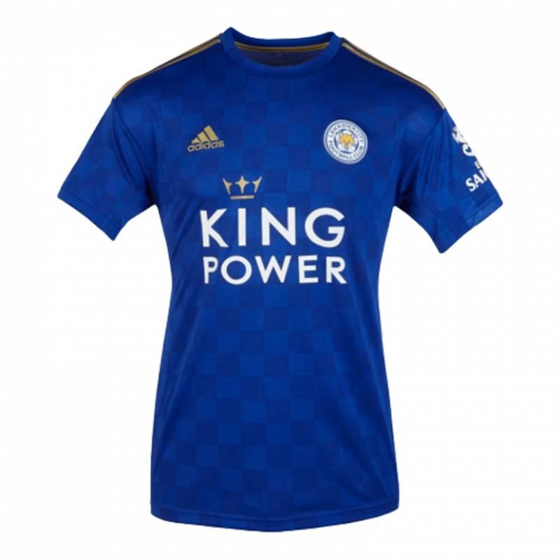 Camiseta Leicester City FC casa 2019/2020