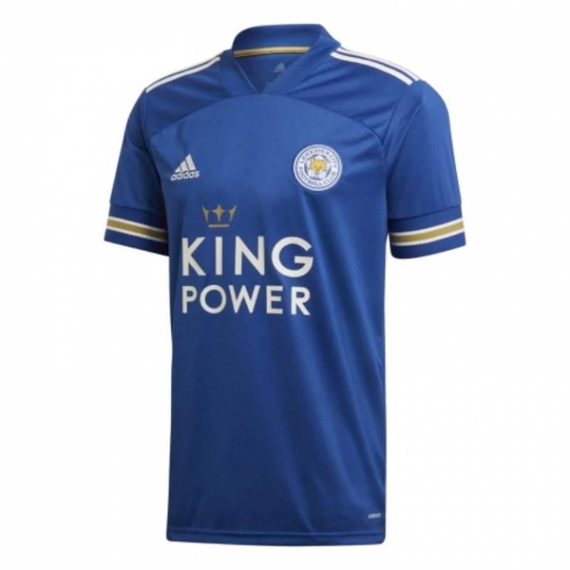 Camiseta Leicester casa 2020/2021