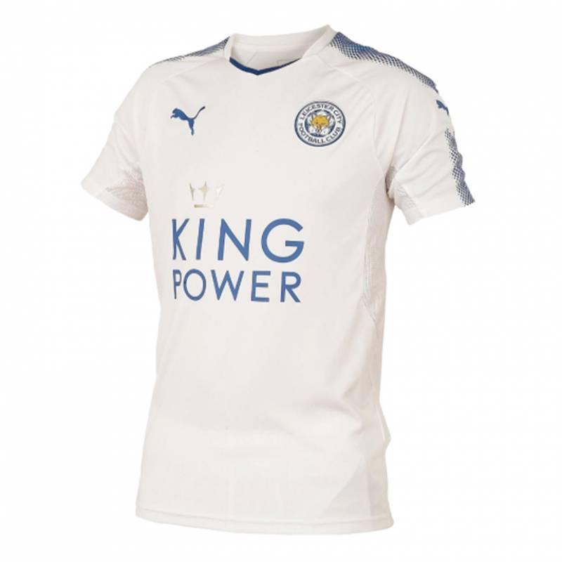 Camiseta Leicester City FC tercera 2017/2018