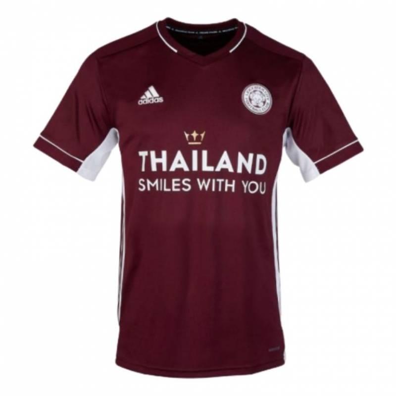 Camiseta Leicester tercera 2020/2021