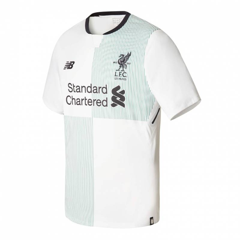 Camiseta Liverpool FC exterior 2017/2018