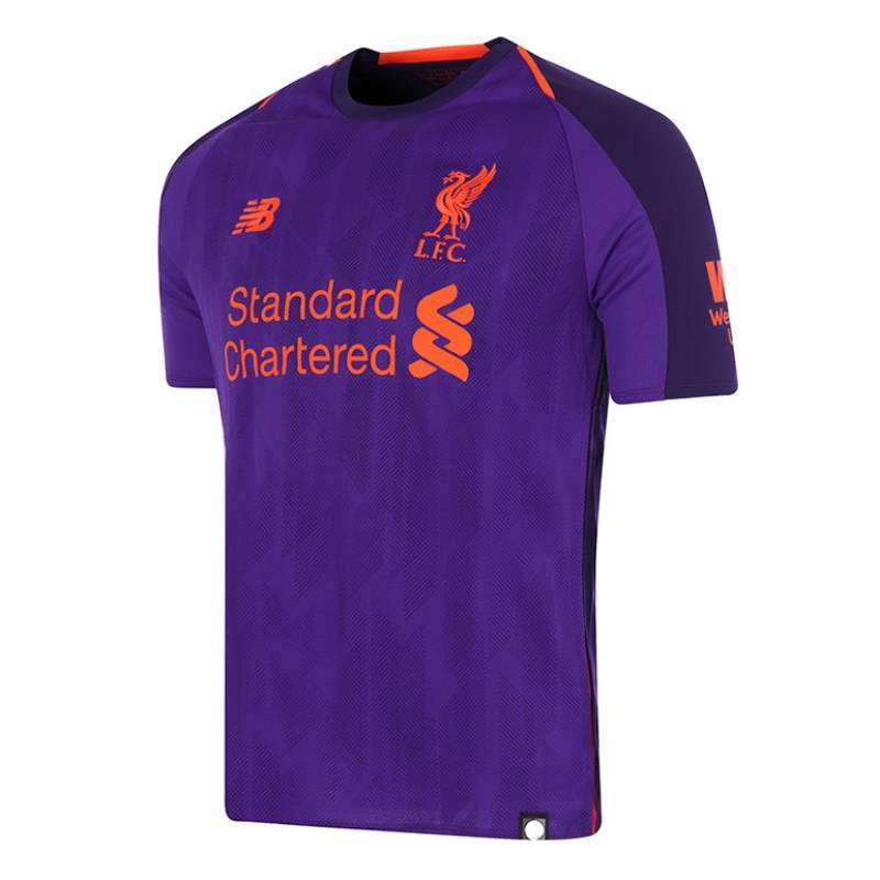 Camiseta Liverpool FC exterior 2018/2019