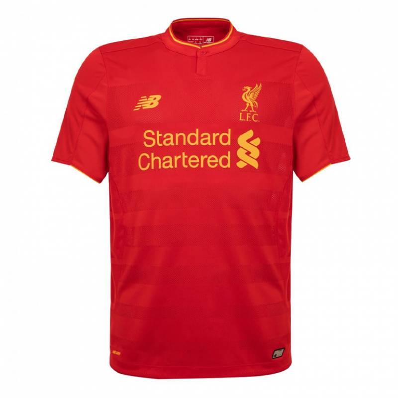 Camiseta Liverpool FC casa 2016/2017