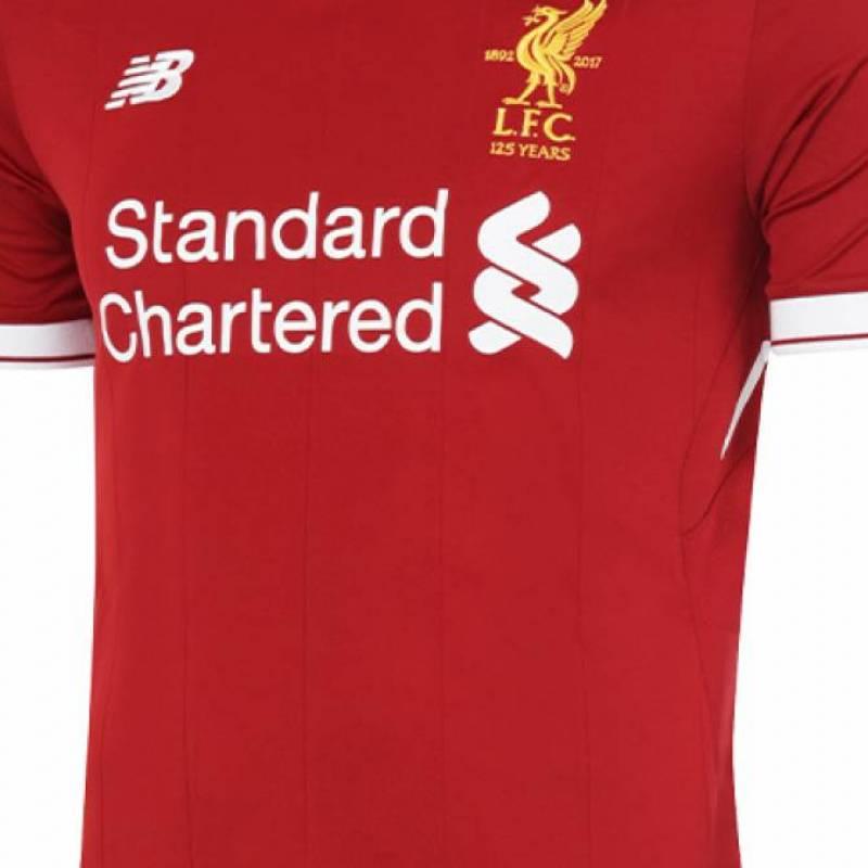 Camiseta Liverpool FC casa 2017/2018