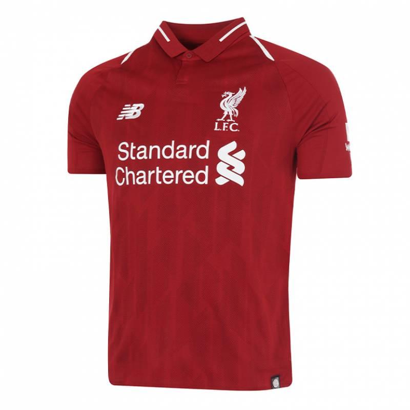 Camiseta Liverpool FC casa 2018/2019