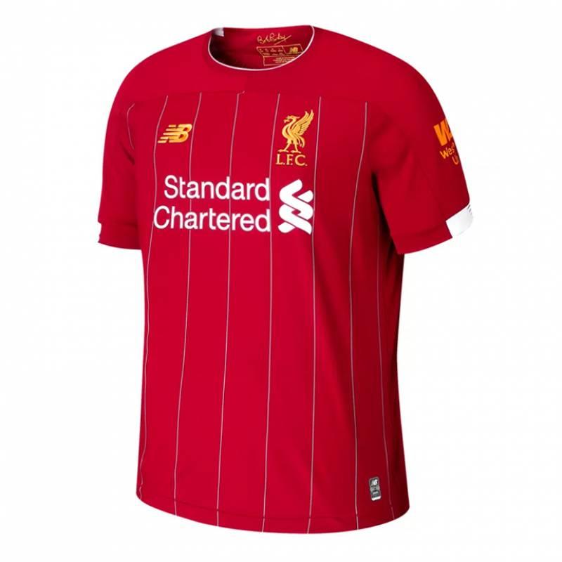 Camiseta Liverpool FC casa 2019/2020