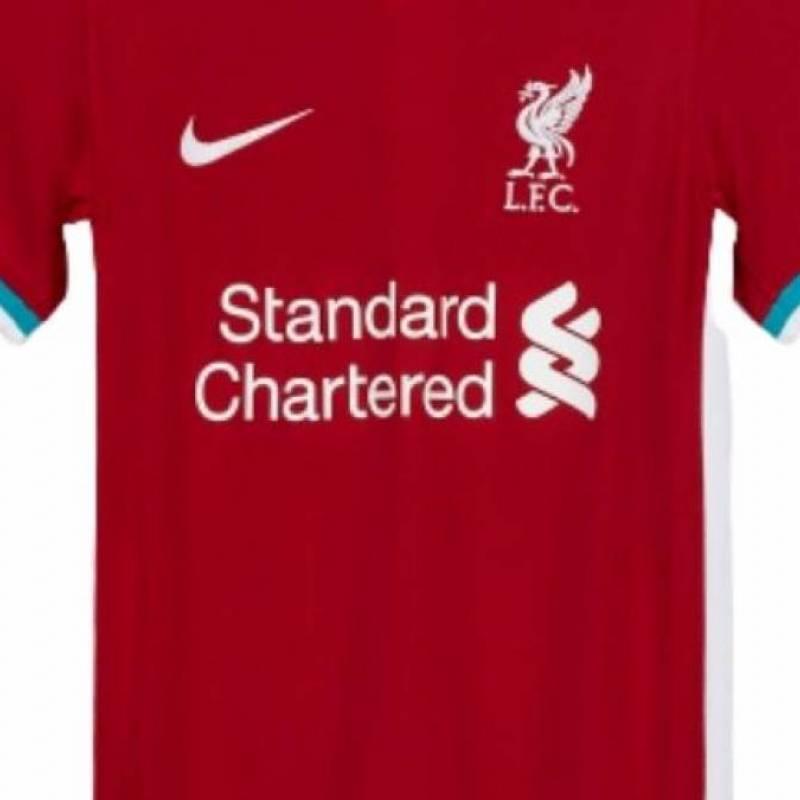 Camiseta Liverpool FC casa 2020/2021