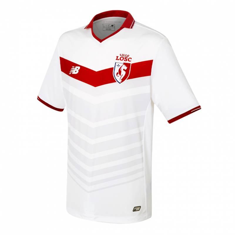 Camiseta Lille casa 2016/2017