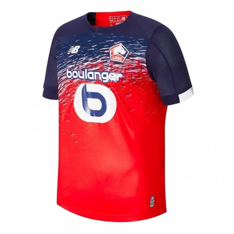 Camiseta Lille casa 2019/2020
