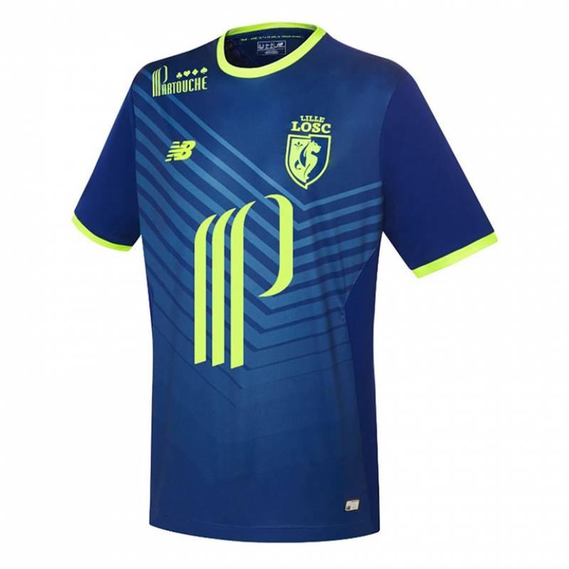 Camiseta Lille tercera 2016/2017