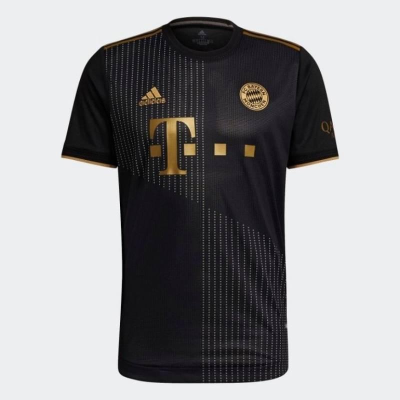Camiseta Bayern Múnich exterior 2021/2022