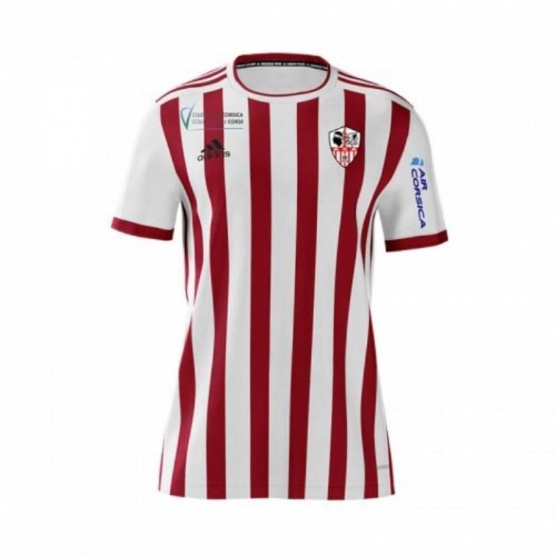 Camiseta Ajaccio casa 2021/2022
