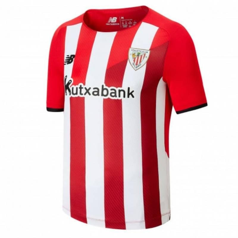 Camiseta Athletic Club casa 2021/2022