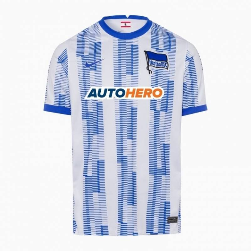 Camiseta Hertha de Berlín casa 2021/2022