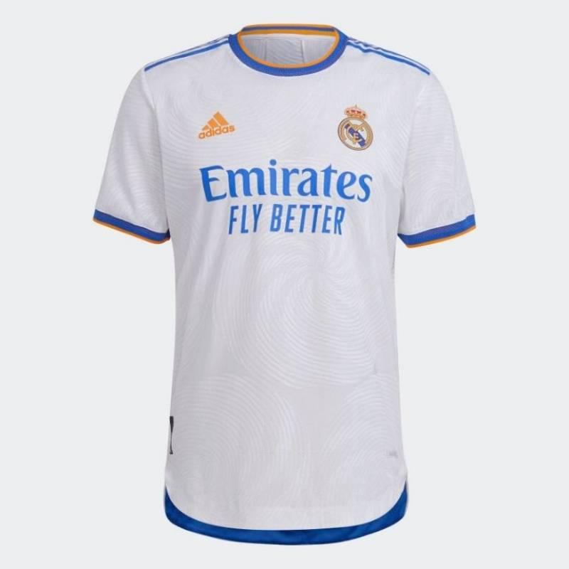 Camiseta Real Madrid CF casa 2021/2022