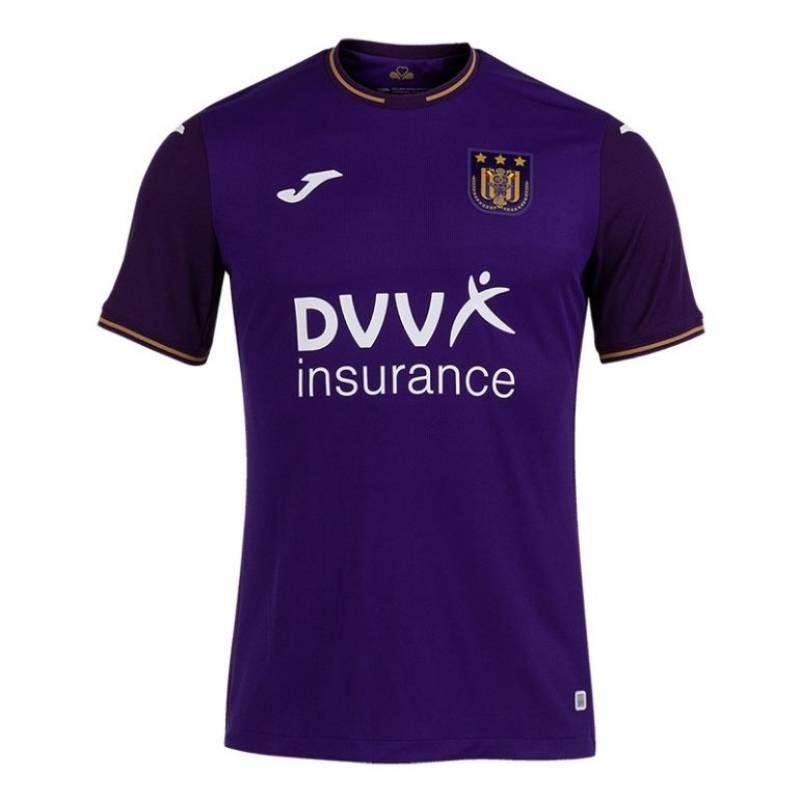 Camiseta Anderlecht casa 2021/2022